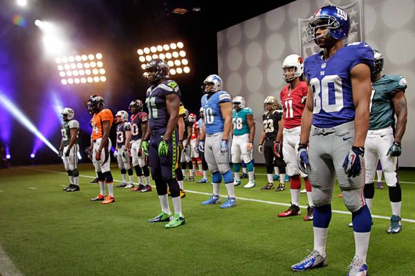 Nike NFL Uniforms