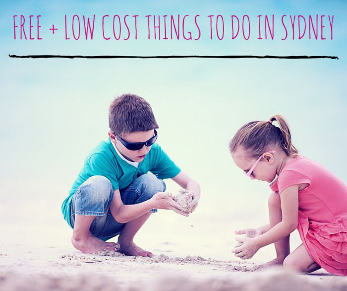 Top 10 Free And Low Cost Things To Do In Sydney These School Holidays - Updated - Sydney Kids Food + TravelSydney Kids Food + Travel
