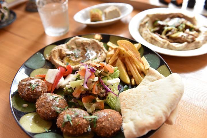 恵比寿で見つけた異国情緒あふれるイスラエル料理店イスラエル料理 タイーム Israeli cuisine Ta-im 渋谷区恵比寿
