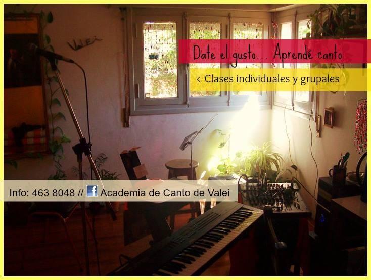 Clases de #Canto // #Rosarinos #Rosario
