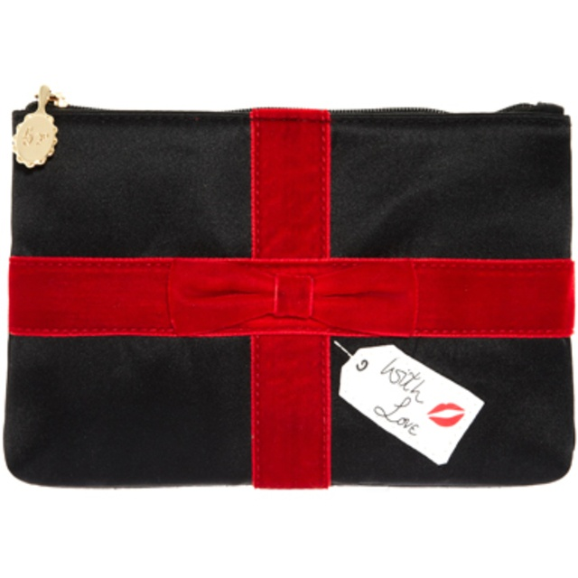 Lulu Guinness Gift Top Zip Purse