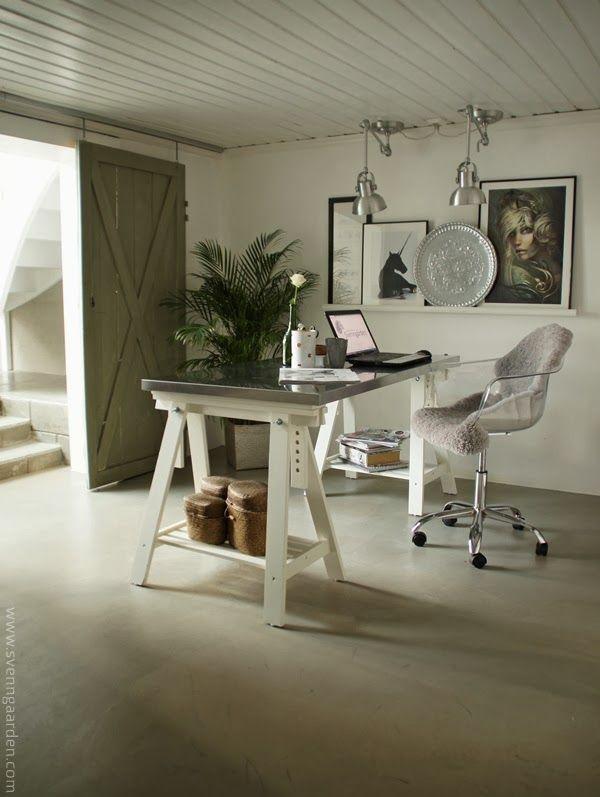Svenngården: Nytt kontor med gamle dører