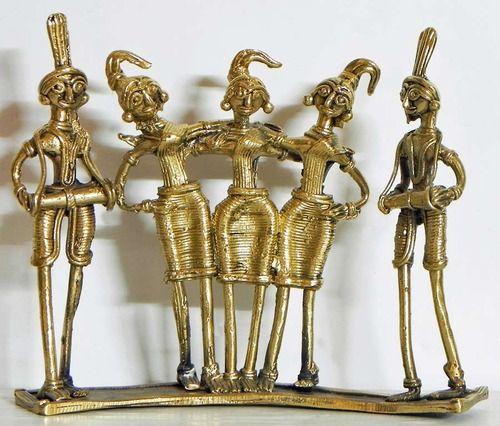 Madhya Pradesh Distinct Touch To Handicrafts In India India