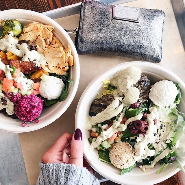 11 Delicious Spots to Eat- If you're into Healthy Eating.
