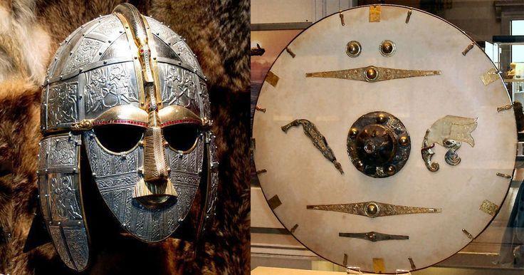 Il Tesoro di Sutton Hoo è la Scoperta Archeologica più Importante dell'Alto Medioevo Inglese