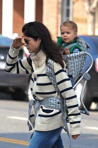 Selma Blair had her son Arthur Saint in July 2011 with her then boyfriend, fashion designer Jason Bleick.