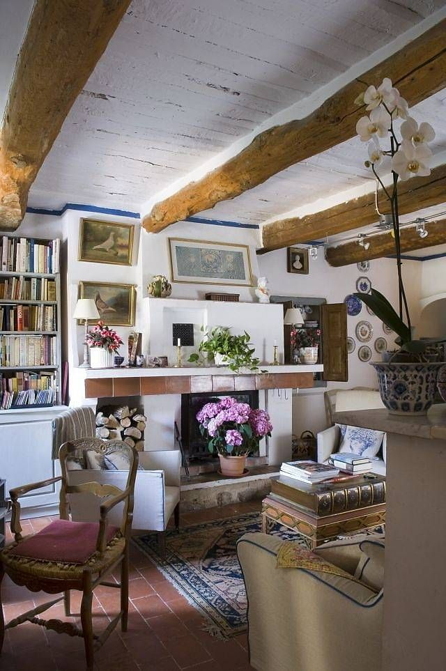 Cottage of the Week: France - Home Bunch - An Interior Design & Luxury Homes Blog