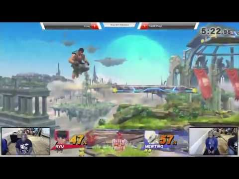 DTN 2017 Super Smash Bros Wii U Pool Matches