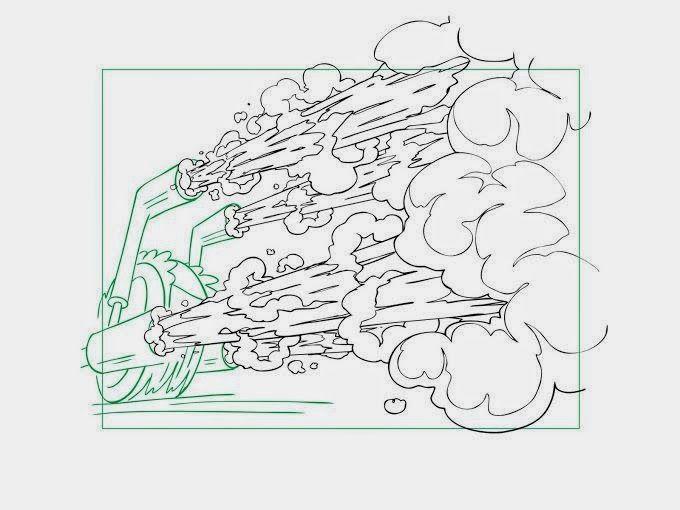 Flash FX Animation: Various FX Designs