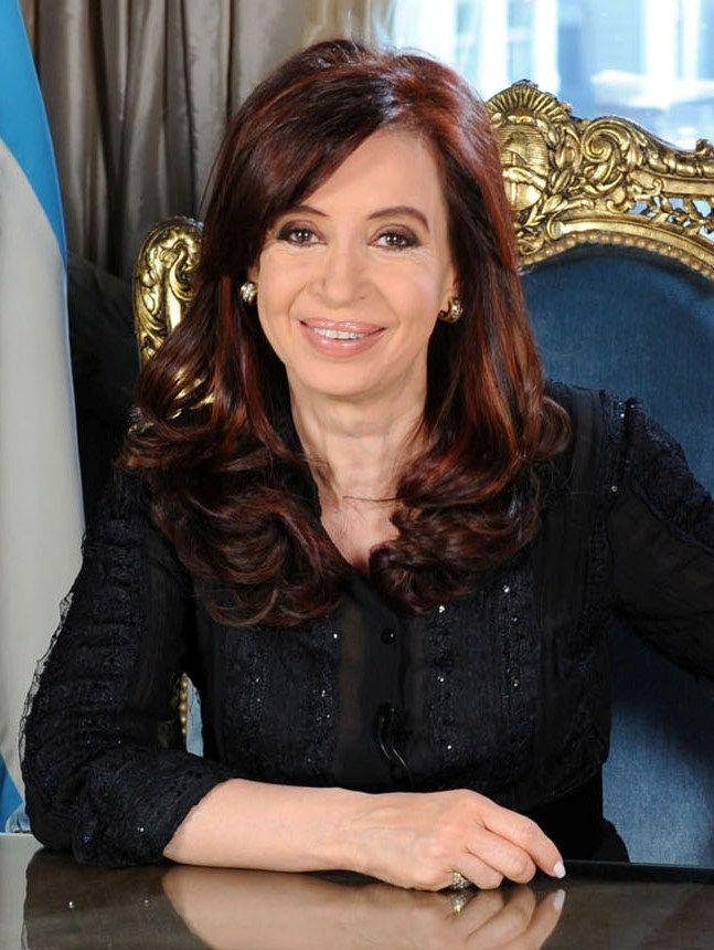 Cristina Fernandez de Kirchner #CFK #LaJefa