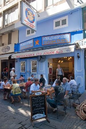 Mpakaliarakia sto Limani fish tavern in Thessaloniki - will go there on my next trip to town