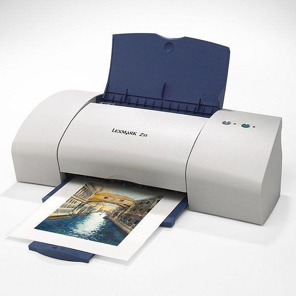 Драйвер для принтера lexmark z25 скачать