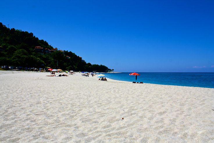 papa nero pelion beach