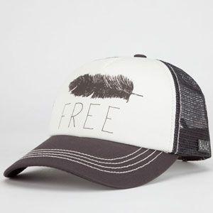 BILLABONG All We Do Womens Trucker Hat