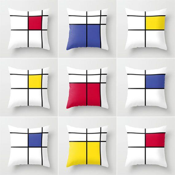 Meer Dan 1000 Afbeeldingen Over Monde D 39 Mondrian Op