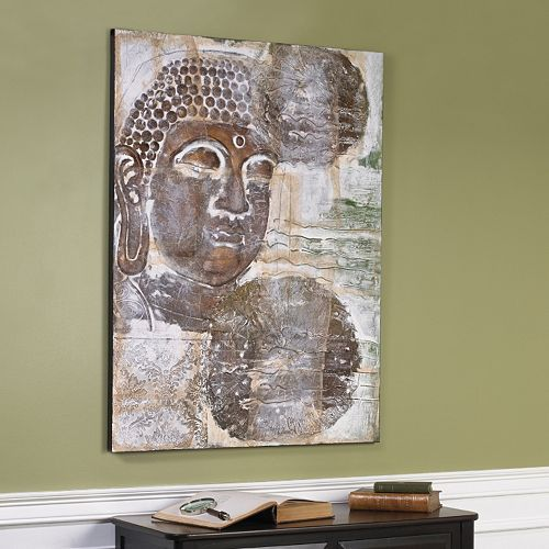 Nice Bring Zen To Your Home With This Bombay U0027u0027Buddhau0027u0027 Wall Art. Good Ideas