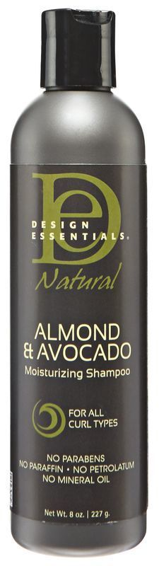 Design Essentials Almond And Avocado Shampoo Somurichcom