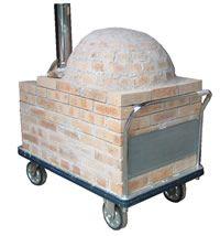 ピザ窯の作り方-移動式ピザ石釜の製作の記録                                                                                                                                                                                 もっと見る