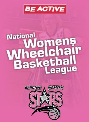 Western Stars - Wheelchair Ladies Basketball :)