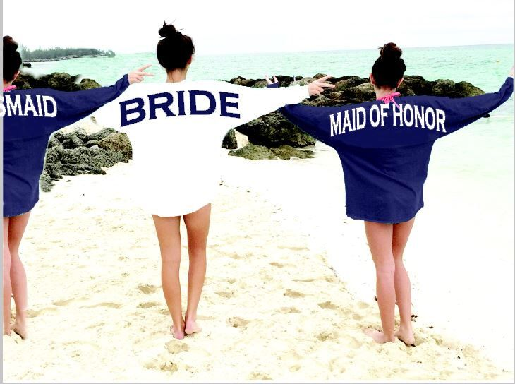 Bridal Jersey Sale Bridesmaids Gift Special Listing