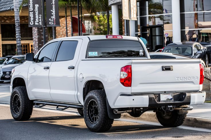 SwaggyVeet's 2016 Tundra CrewMax Limited Super White Build! - Page 5 - TundraTalk.net - Toyota Tundra Discussion Forum