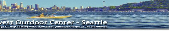 NWOC - Kayaking - Seattle - Northwest - Equipment - Classes