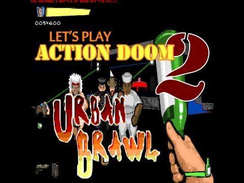 Let's Play Action Doom 2: Urban Brawl [Full Game] - YouTube
