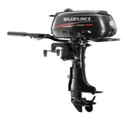 The Suzuki DF6S is the largest outboard on the market with an integral fuel tank. This Model is light at only 25 kg Perfect as power for a tinnie, inflatable or as an Aux engine. Super reliable and great performers. This outboard is a 2014 DDF6S.