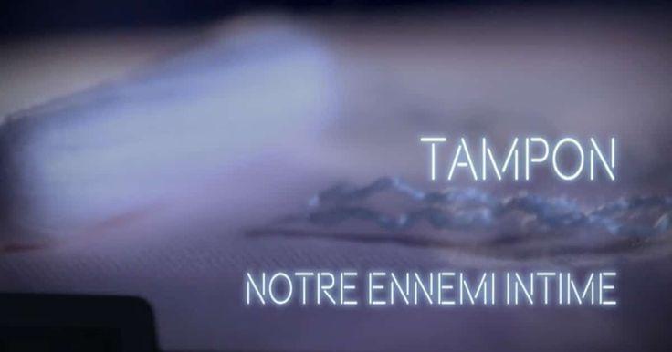 Le syndrome du choc toxique et la composition des tampons hygiéniques sont au cœur de ce documentaire, diffusé mardi 25avril à 20h50 sur France5.