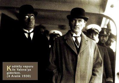 Atatürk (Yalova 1930)