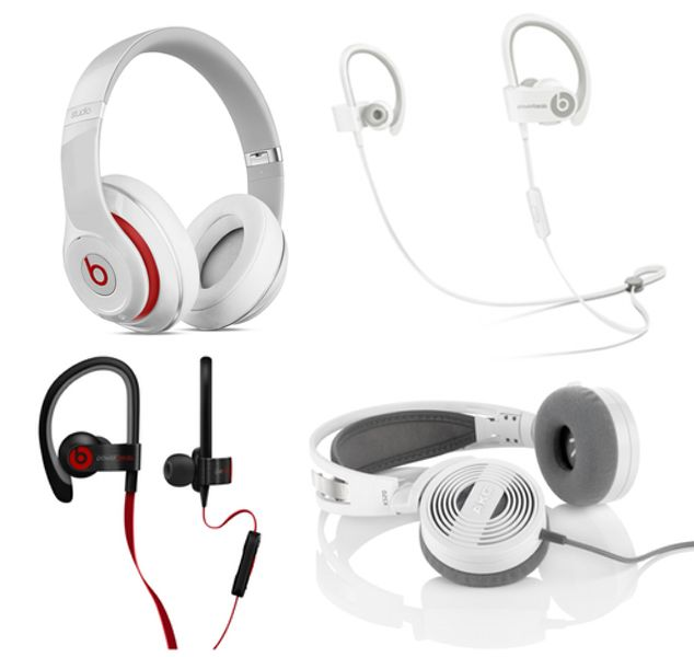 Beats Headphones - over-ear and in-ear for fitness and leisure