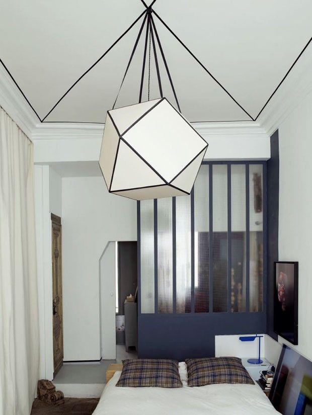 O décor exuberante do apê parisiense - Casa Vogue | Apartamentos