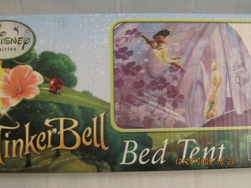 & Tinkerbell Bed Tent . $32.50 | Toys u0026 Games | Pinterest