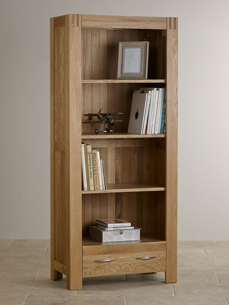 best 25+ solid oak bookcase ideas on pinterest | oak wardrobe