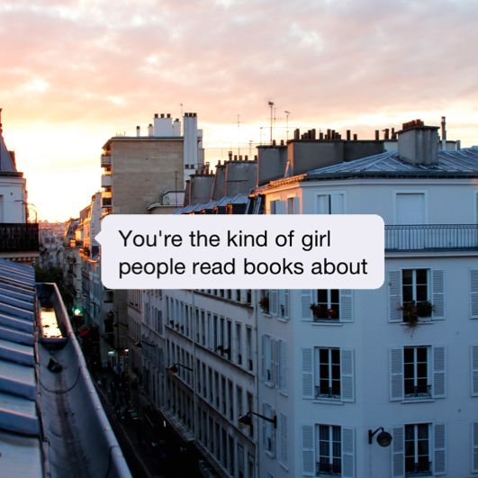 I'd die if a boy said this to me.