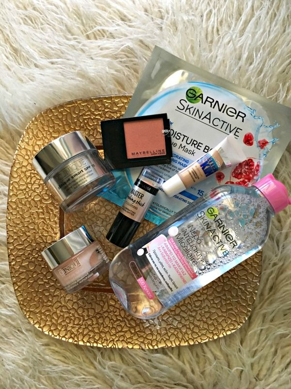 2016 Favorite Beauty Products - Ioanna's Notebook