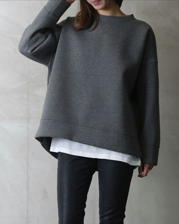 oversized sweater ☮ re-pinned by http://facebook.com/southfloridah2o