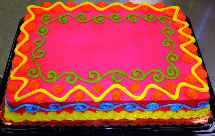 Neon Glow Cakes for Birthdays | Neon Birthday Cakes For Teenagers | Neon Birthday Cake Images Pictures