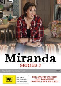 Miranda - Series 3. $29.99