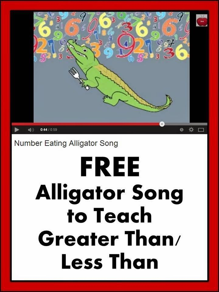 FREEE Greater Than Less Than Games FREE Fun and Effective Teacher Strategies Comparing Numbers  -  Check out our blog for tons of teaching ideas!  http://promotingsuccess.blogspot.com/