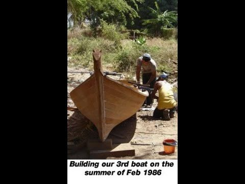 Plywood Boat Building