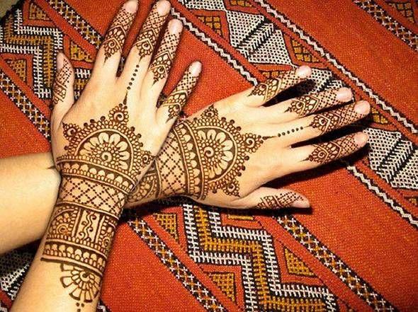 Mehndi Bridal Dance : Mehndi designs for winter henna pinterest