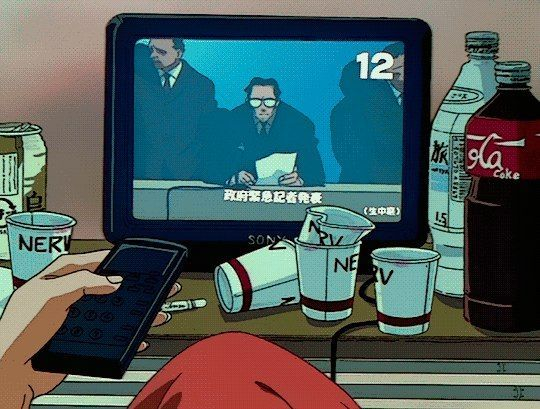 Tumblr Gift Animasi Bergerak Tidur Tumblr Gift Animasi Bergerak Anime Estetika Animasi Pemandangan Anime
