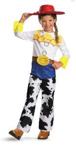 Fantasia Infantil Jessie Toy Story
