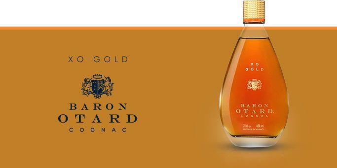 XO Gold - Baron Otard Cognac