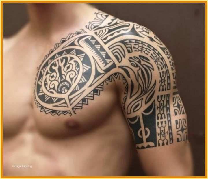 Polynesian Inspired Design Tribaltattoo Polynesiantattoo