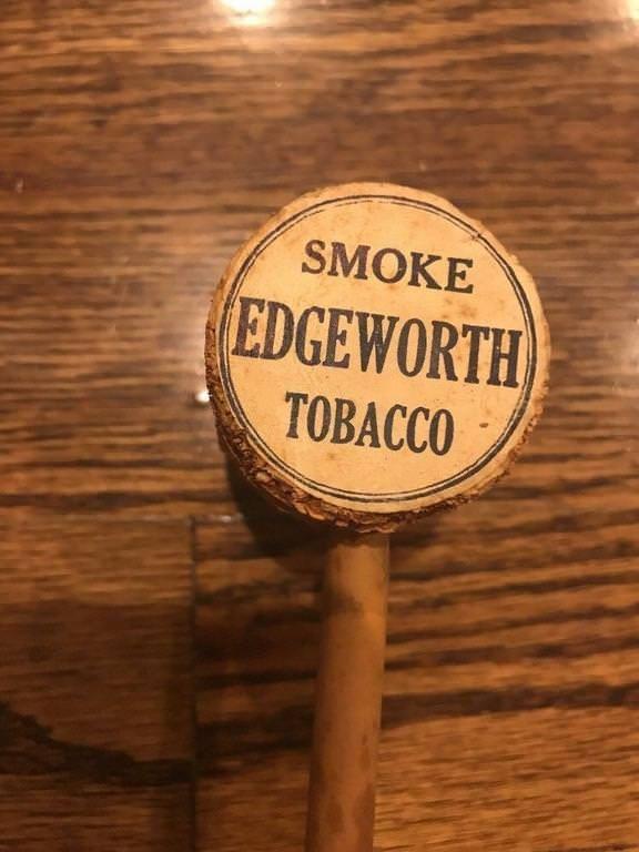 Edgeworth's Corn Cob Pipe Club | Pipe Smokers Den | Cobs in