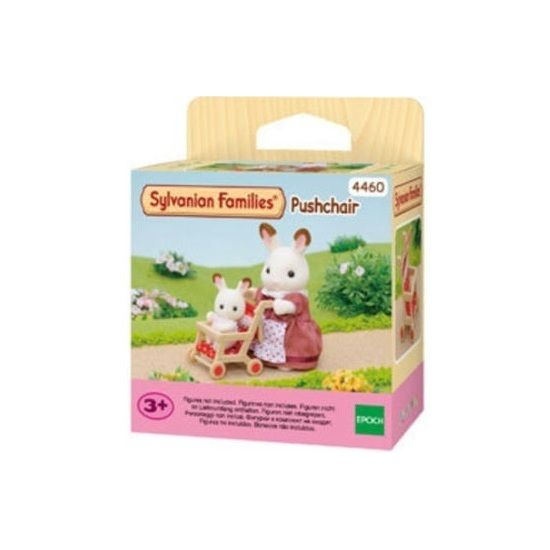 Sylvanian Families Baby Pushchair New