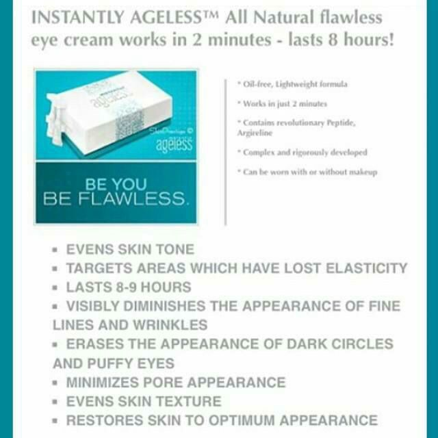 instantly ageless how to use with makeup