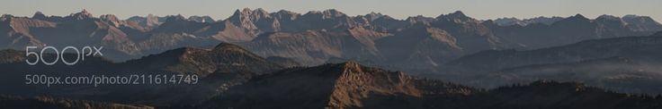 Allgäuer Alpen - Rindalphorn (4) by HJB_2403 via http://ift.tt/2r8q2mE
